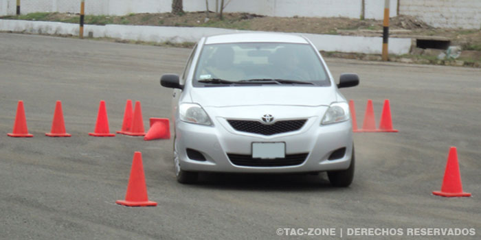 Curso Prevención de Accidentes Automovilísticos Tac Zone Group latinoamérica
