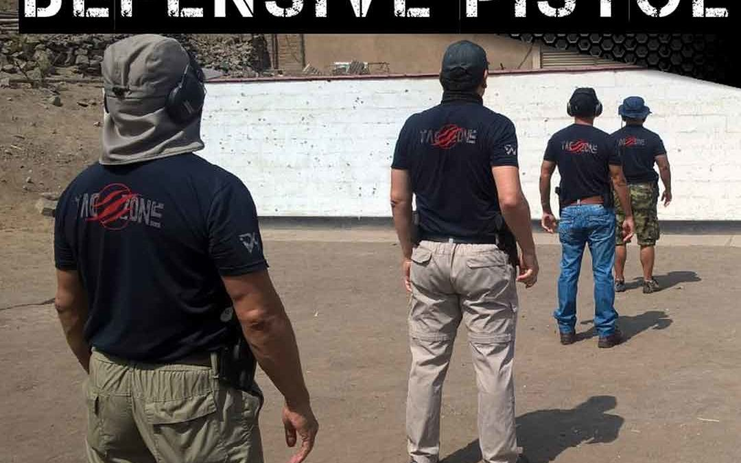 Curso Tiro defensivo avanzado/Advanced Defensive Pistol